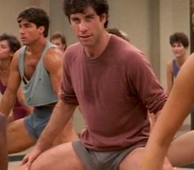 John travolta sex scene